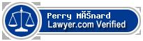 Perry Ménard  Lawyer Badge