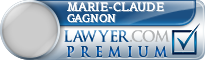 Marie-Claude Gagnon  Lawyer Badge