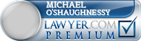 Michael James O'Shaughnessy  Lawyer Badge