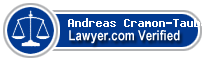 Andreas Von Cramon-Taubadel  Lawyer Badge