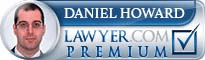 Daniel Essa Howard  Lawyer Badge