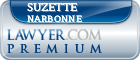Suzette Narbonne  Lawyer Badge