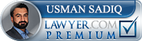 Usman Sadiq  Lawyer Badge
