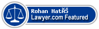 Rohan R. Haté  Lawyer Badge