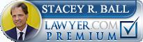 Stacey Reginald Ball  Lawyer Badge