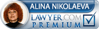Alina Nikolaeva  Lawyer Badge