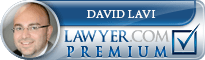 David Lavi  Lawyer Badge