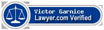 Victor Garnice  Lawyer Badge