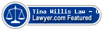 Tina Willis Law - Orlando  Lawyer Badge