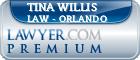 Tina Willis  Lawyer Badge