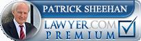 Patrick A. Sheehan  Lawyer Badge