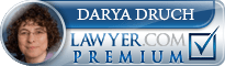 Darya S. Druch  Lawyer Badge