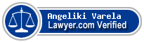 Angeliki Paraskevi Varela  Lawyer Badge