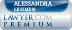 Alessandra Lehmen  Lawyer Badge