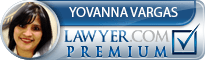 Yovanna Yanet Vargas  Lawyer Badge