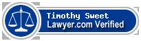 Timothy Sweet  Lawyer Badge