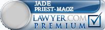Jade M. Priest-Maoz  Lawyer Badge