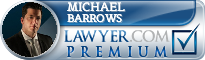 Michael C. Barrows  Lawyer Badge