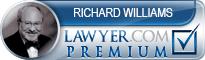 Richard A. Williams  Lawyer Badge