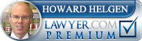 Howard P. Helgen  Lawyer Badge