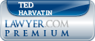 Ted Harvatin  Lawyer Badge