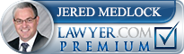 Jered Medlock  Lawyer Badge
