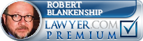 Robert Joseph Blankenship  Lawyer Badge