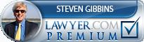 Steven Ashley Gibbins  Lawyer Badge