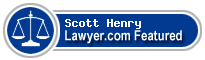 Scott Daniel Henry  Lawyer Badge