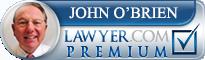 John F. O'Brien  Lawyer Badge