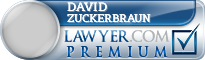 David Zuckerbraun  Lawyer Badge