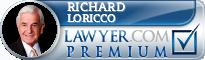 Richard A. LoRicco  Lawyer Badge
