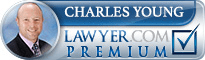 Charles Christian Young  Lawyer Badge