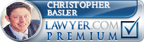 Christopher R. Basler  Lawyer Badge