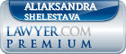 Aliaksandra Shelestava  Lawyer Badge