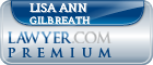 Lisa Ann Littell Smith Gilbreath  Lawyer Badge