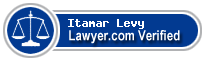Itamar Levy  Lawyer Badge