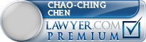 Chao-Ching Chen  Lawyer Badge