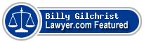 Billy Gilchrist  Lawyer Badge