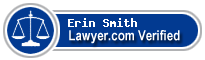 Erin Rose Smith  Lawyer Badge