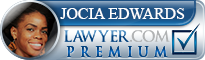 Jocia L. Edwards  Lawyer Badge