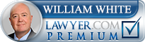 William B. White  Lawyer Badge