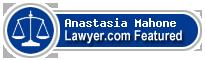 Anastasia J. Mahone  Lawyer Badge