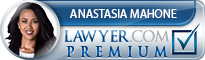 Anastasia J. Mahone  Lawyer Badge