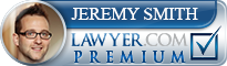 Jeremy C. Smith  Lawyer Badge