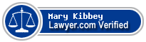 Mary Louise Kibbey  Lawyer Badge