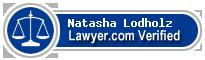 Natasha Marie Lodholz  Lawyer Badge