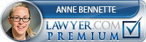 Anne Best Bennette  Lawyer Badge