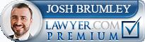 Joshua R. Brumley  Lawyer Badge