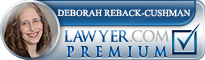 Deborah Reback-Cushman  Lawyer Badge